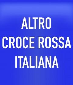 ALTRO CROCE ROSSA ITALIANA
