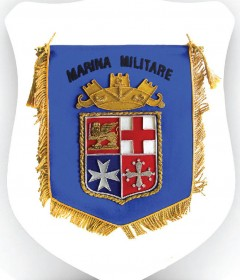 GONFALONI E LABARI MARINA MILITARE
