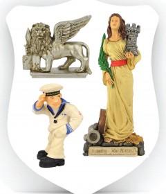 STATUINE E MODELLINI MARINA MILITARE