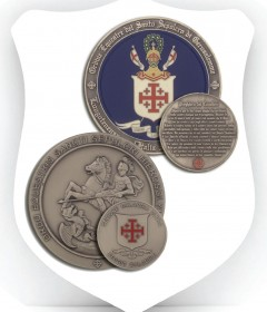 COINS-FERMACARTE ORDINI CAVALLERESCHI