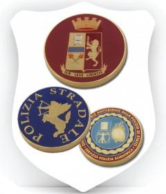 COINS-FERMACARTE POLIZIA di STATO