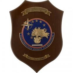 CREST 1 Rgt.Btg.VELLETRI 1 CORSO CC D'AMORE 3COMP 3 PLOT