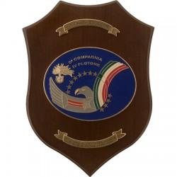 CREST 1 Btg VELLETRI 7 CORSO ALL.MarM.C. D'AMORE 95-96