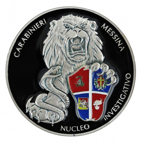 FERMACARTE CC MESSINA NUCLEO INVETIGATIVO