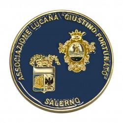 Fermacarte ASS.LUCANA GIUSTINO FORTUNATO - SALERNO