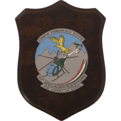 CREST CORPO FORESTALE 117 SP ELICOT