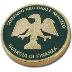 FERMACARTE COMANDO REGIONALE ABRUZZOGdF