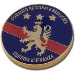 FERMACARTE COMANDO REGIONALE BASILICATA GdF