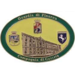FERMACARTE GdF COMPAGNIA DI CASERTA