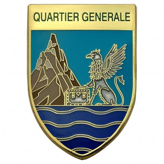 SP.QUARTIER GENERALE GDF