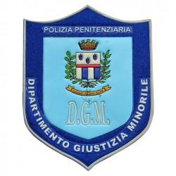 DISTINTIVO POLIZIA PENITENZIARIA     GOM