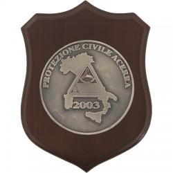 CREST PROTEZIONECIVILE ACERRA 2003