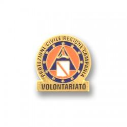 DISTINTIVO PRC CAMPANIA VOLONTARIATO